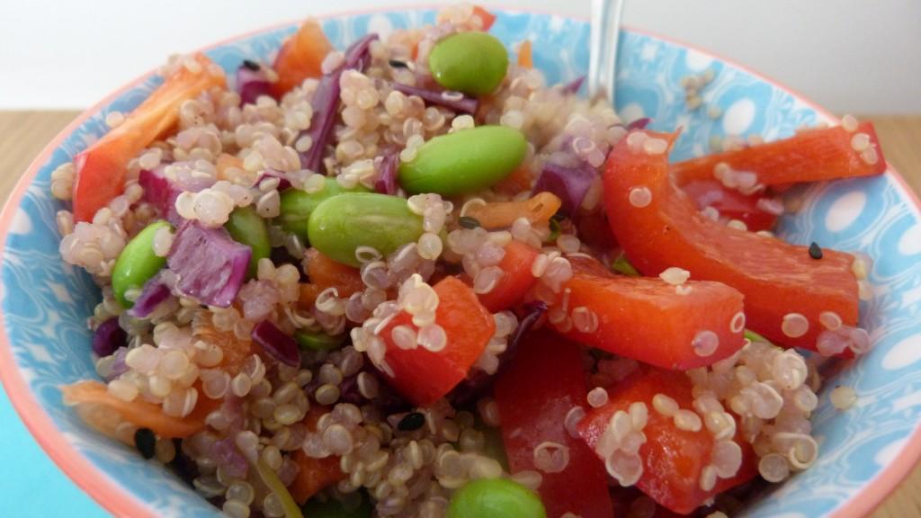 Quinoa salade2