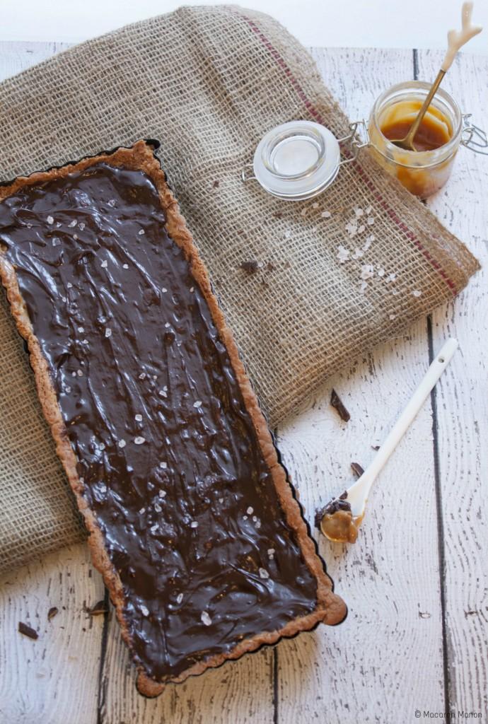 chocolade karameltaart copy2