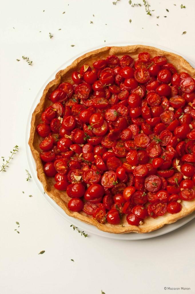 gekonfijte tomatentaart copy