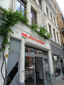 Gelato factory copy
