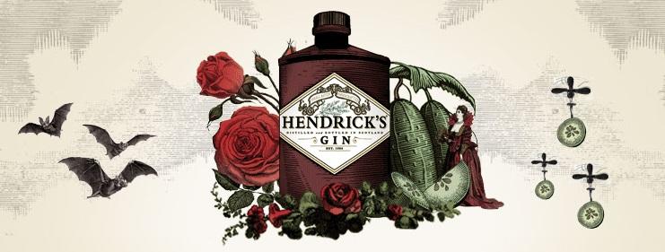 Hendrickx gin
