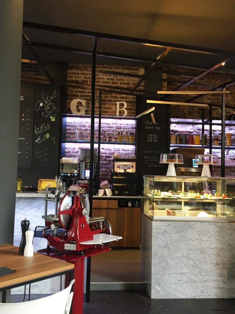 Novotel Gent Bar 1