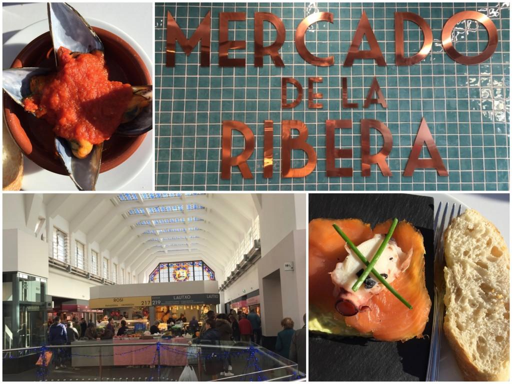 Bilbao Mercado de la Ribera 1