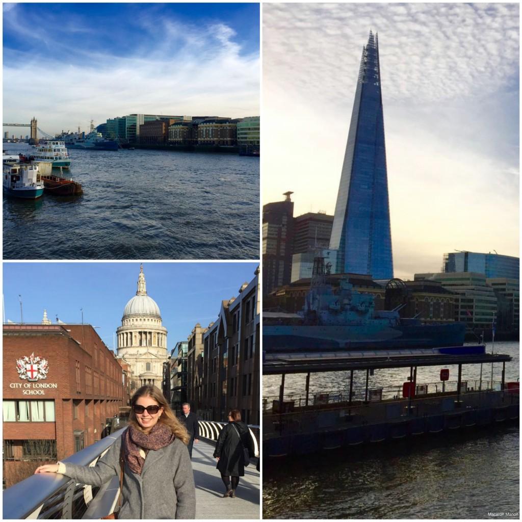 The city Londen copy