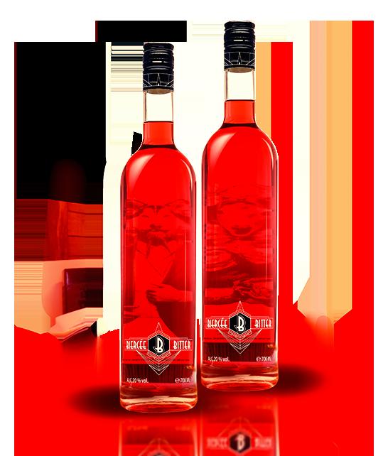 bouteilles biercee bitter