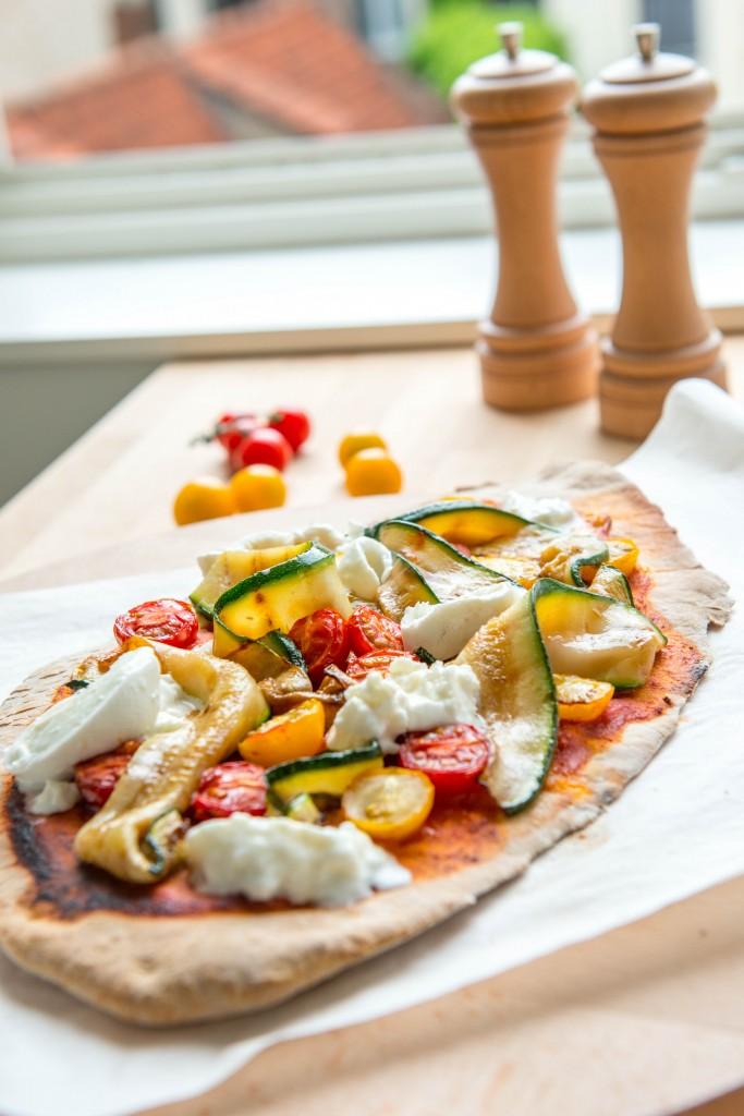 2016-06 Pizza Manon